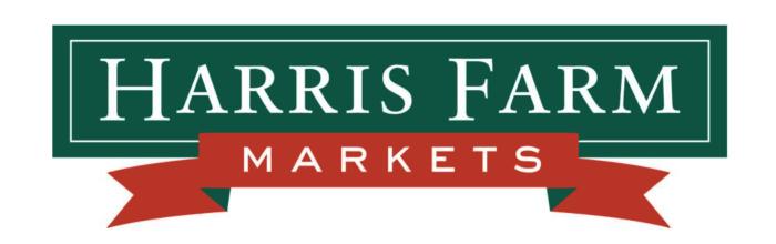 Harris Farm Markets logo, logotype