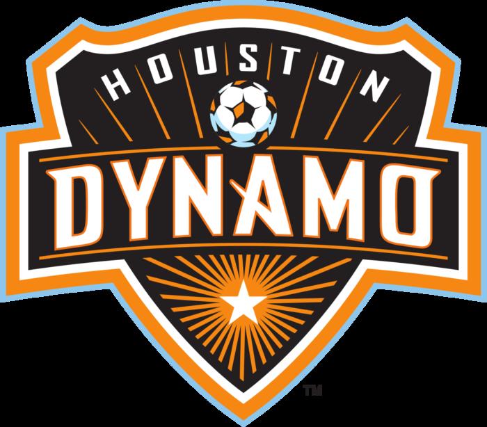 Houston Dynamo logo, logotype, emblem