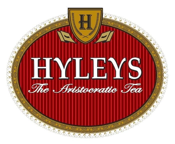 Hyleys Tea logo, logotype