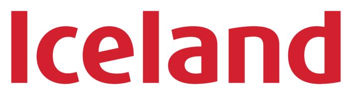 Iceland logo, wordmark
