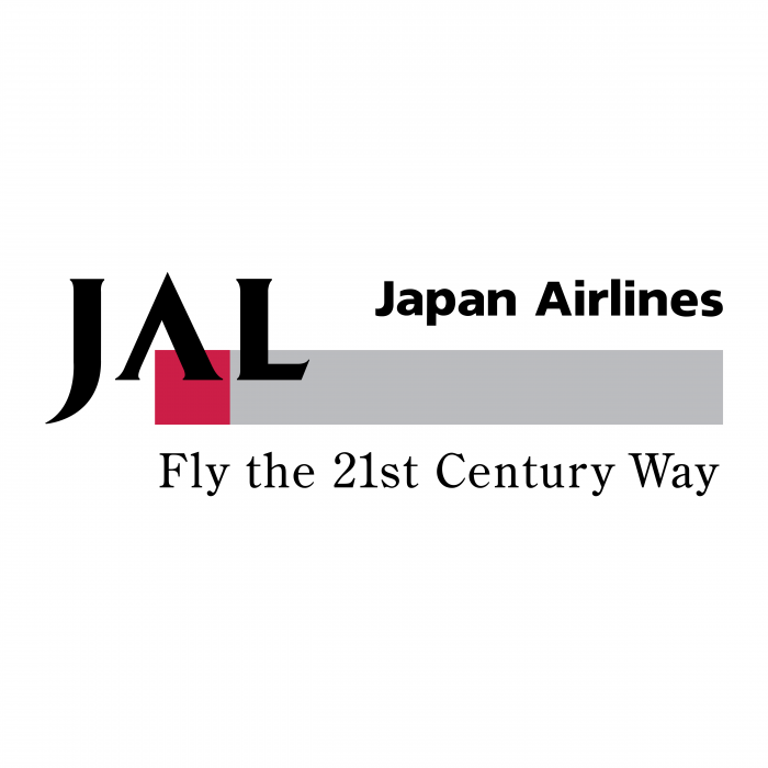 Japan Airlines logo 21st