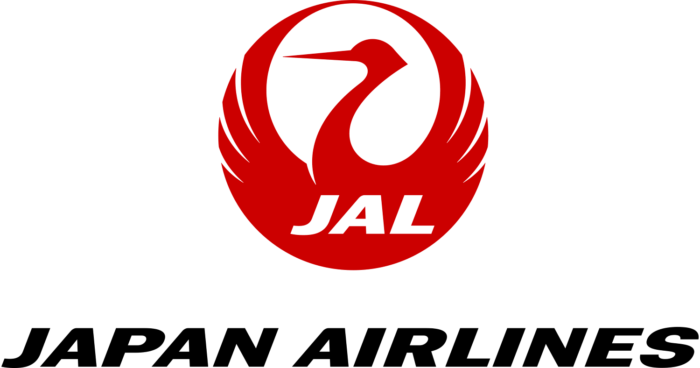 Japan Airlines logo, logotype