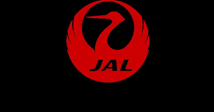 Japan Airlines logo, logotype