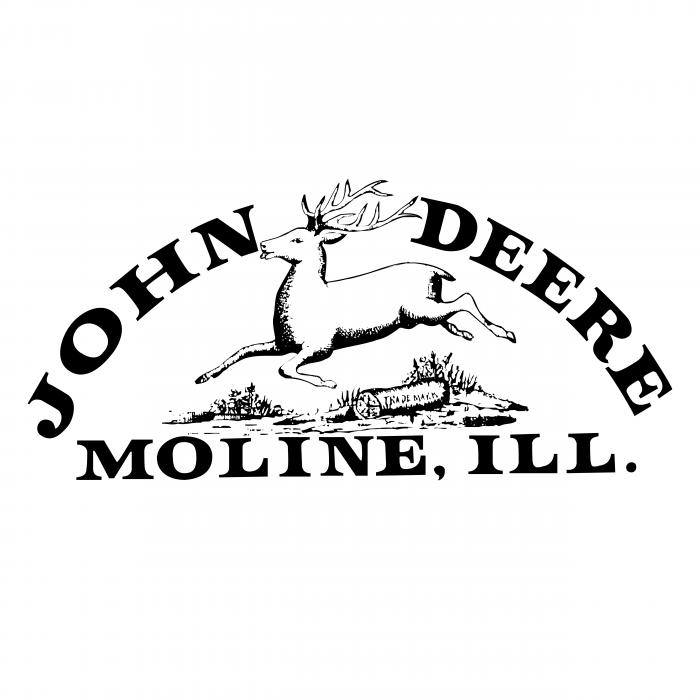 John Deere Moline ILL logo