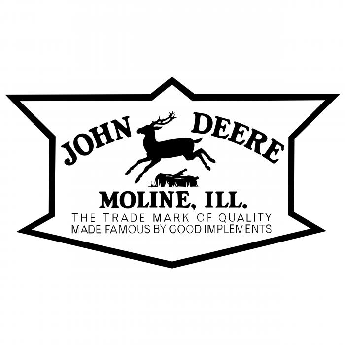 John Deere Moline logo