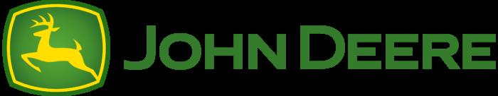 John Deere logo, logotype