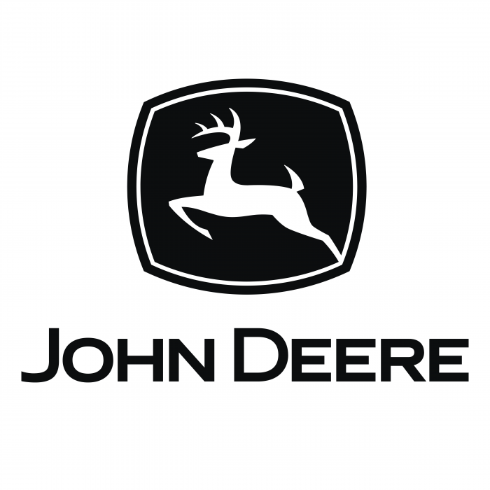 John Deere logo up