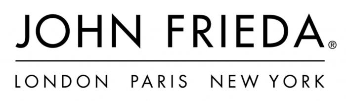 John Frieda logo, logotype