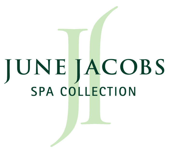 June Jacobs logo, Spa Collection