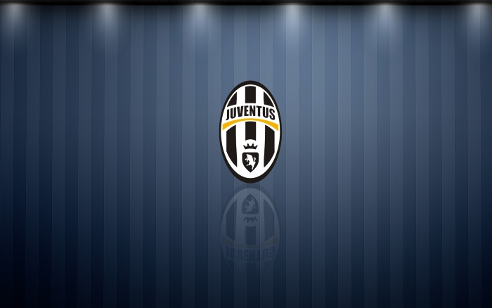 Juventus FC wallpaper, logo, 1920x1200px