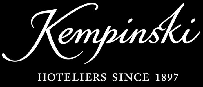 Kempinski logo, black