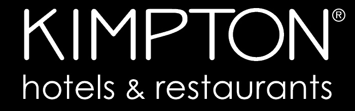Kimpton logo, black (hotels and restaurants)