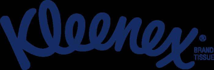 Kleenex logo, logotype