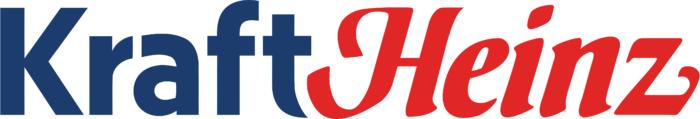 KraftHeinz logo, white bg