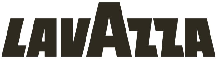 Lavazza logo, white bg