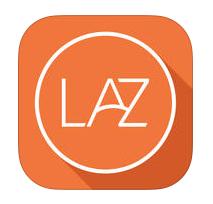 Lazada icon, logo
