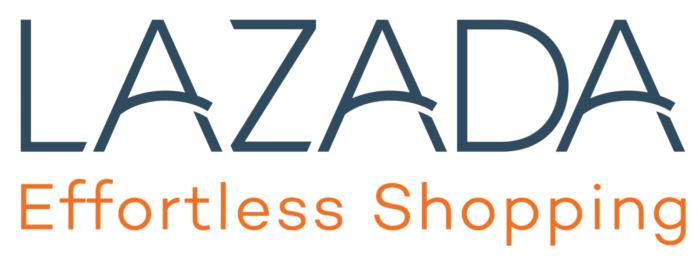Lazada logo, logotype