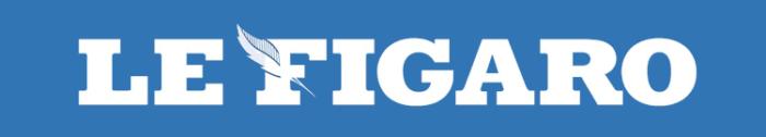 Le Figaro logo, wordmark