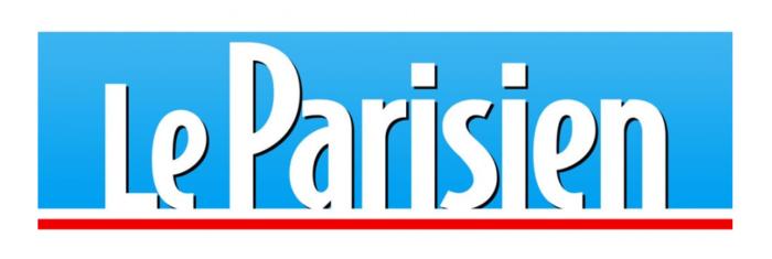 Le Parisien logo, logotype