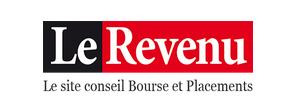 Le Revenu logo, logotype