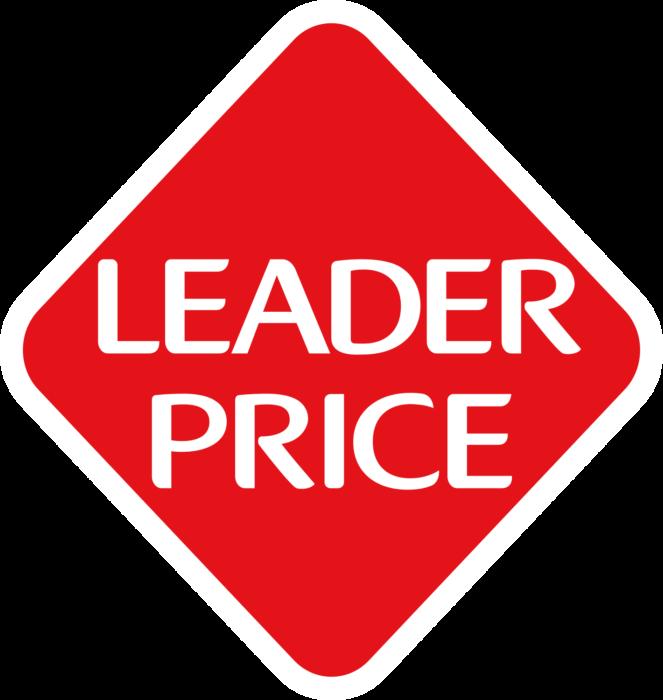 Leader Price logo, logotype