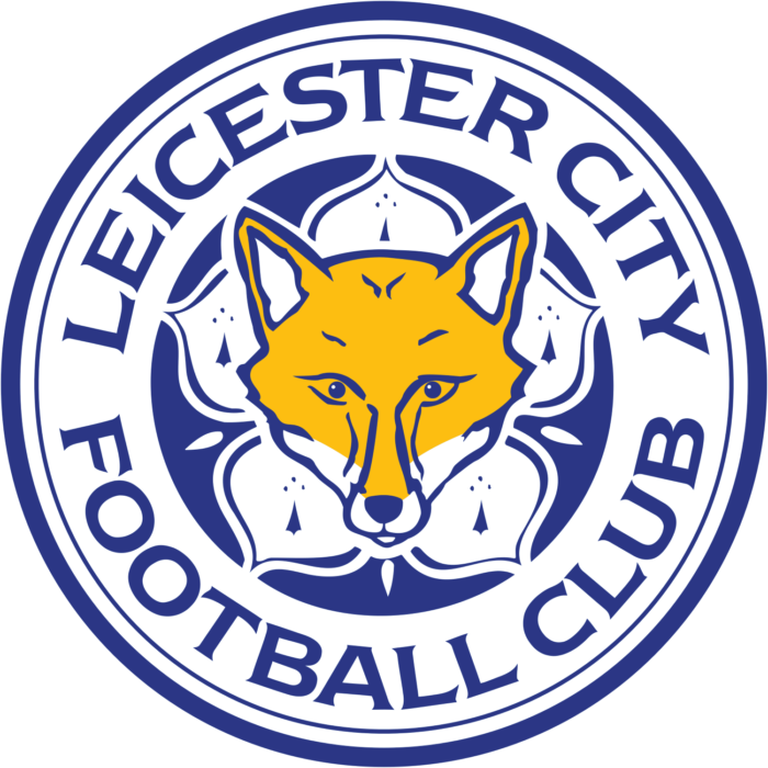 Leicester City crest, logo, logotype