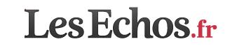 LesEchos.fr logo, logotype