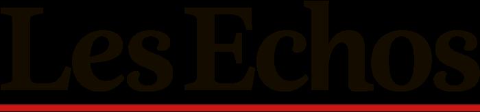 Les Échos logo, logotype