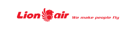Lion Air logo - We make people fly