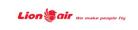 Lion Air logo - We make people fly