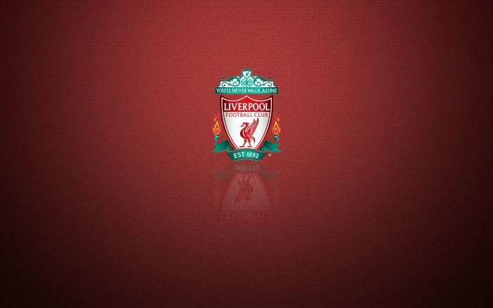 Liverpool FC wallpaper with logo 1920x1200
