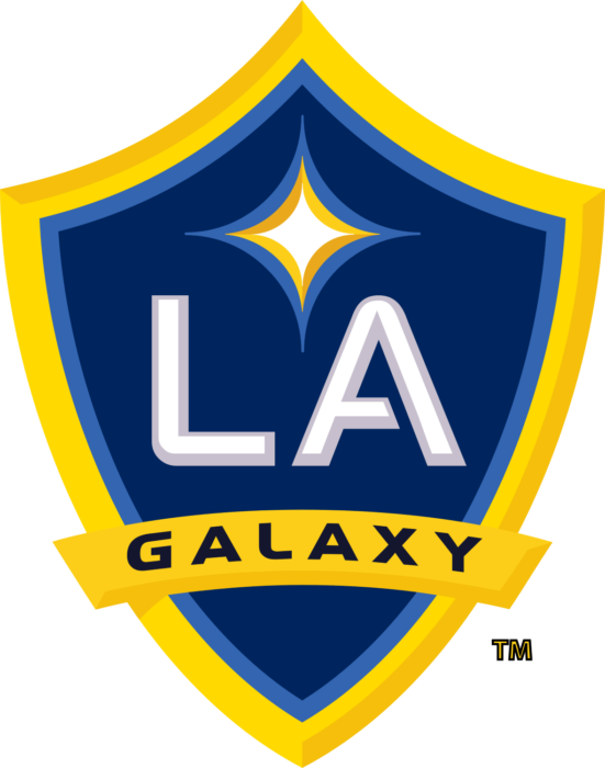 Los Angeles Galaxy logo, emblem, logotype