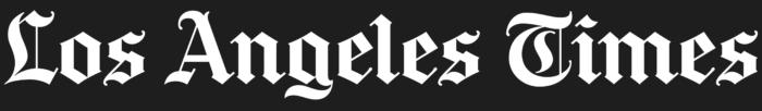 Los_Angeles Times logo, black