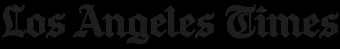Los Angeles Times logo, wordmark