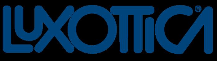 Luxottica logo, logotype