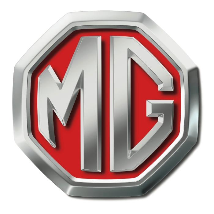 MG logo, logotype