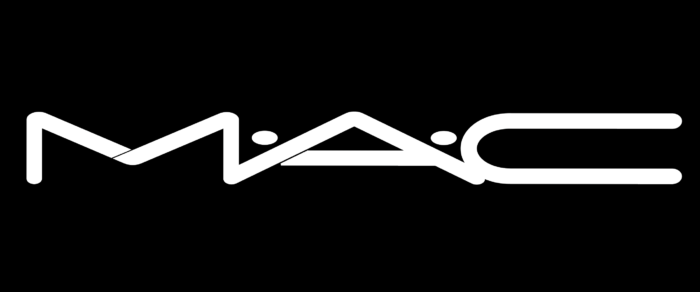 M.A.C logo, black (MAC)