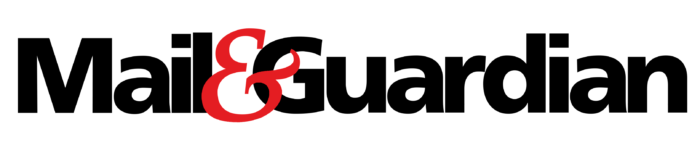 Mail & Guardian logo, wordmark