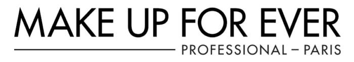 Make Up For Ever logo, logotype