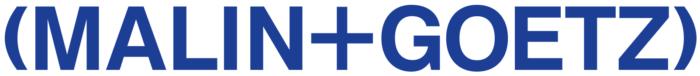 Malin + Goetz logo, wordmark