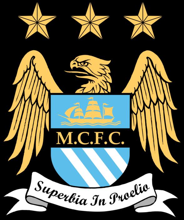 Manchester City crest, logo, logotype, emblem