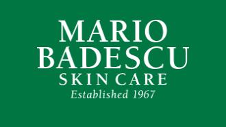 Mario Badescu logo, green