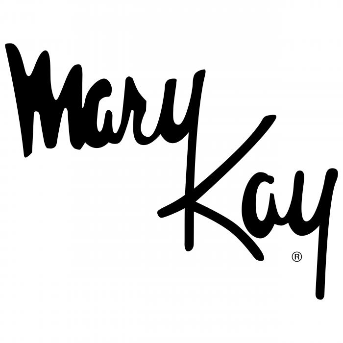 Mary Kay logo black