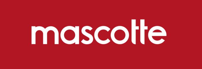 Mascotte logo, red