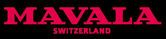 Mavala logo, pink