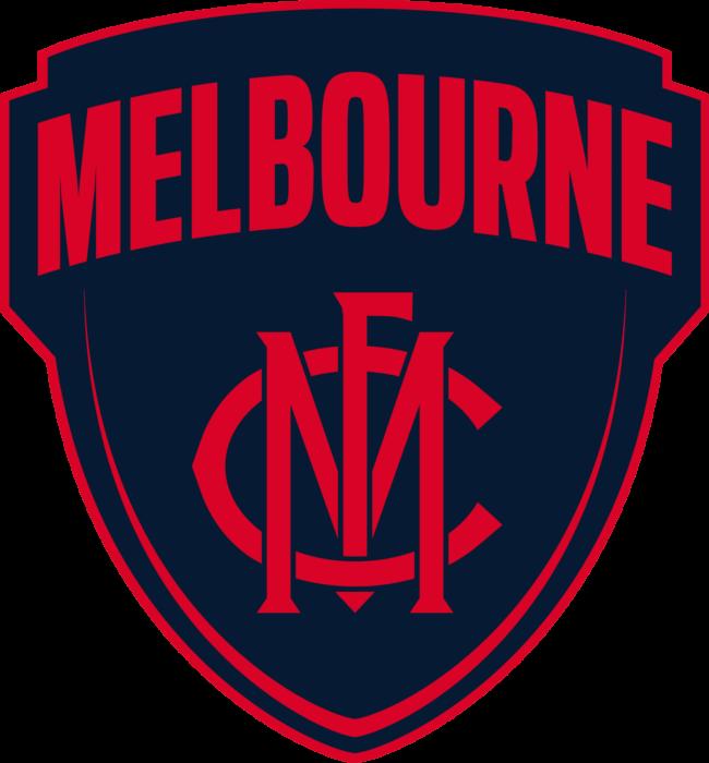 Melbourne Demons logo, logotype