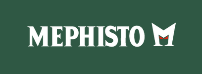 Mephisto logo, green