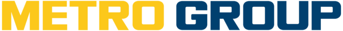 Metro Group logo, wordmark