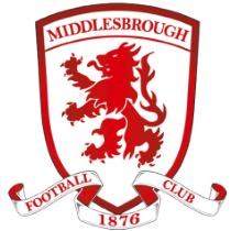Middlesbrough FC logo