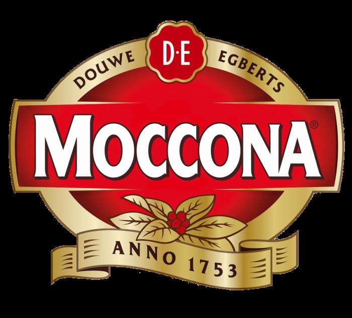 Moccona logo, logotype